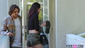 Pleasuring their neighbors, fucking next-door sluts