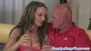 Hardcore, Pussy, Amateurs, Old and young, Grandfather, European, High definition